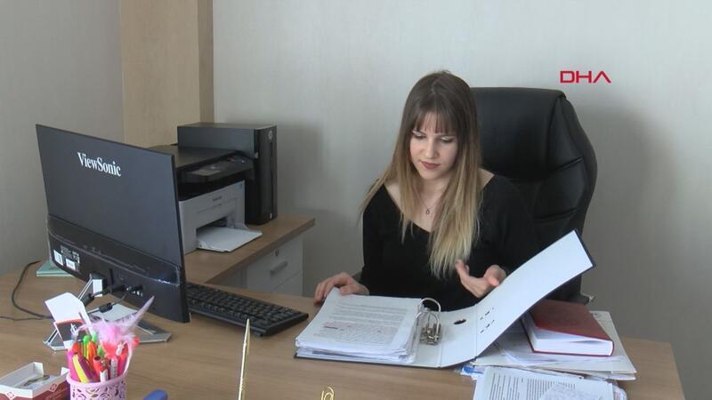 Mağdur avukat Burcu Özen, savcı isimleri karıştırınca sanık oldu