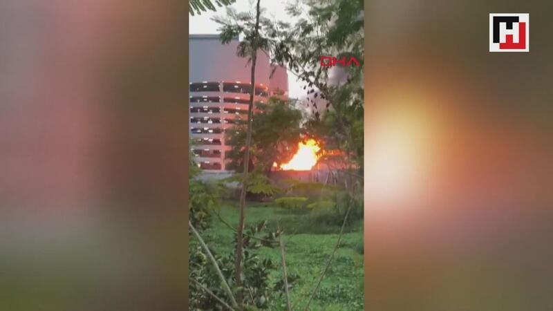 Tayland'da silahlı saldırı