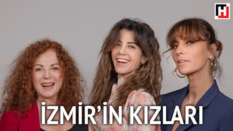 İzmir'in Kızları Hürriyet Pazar'da