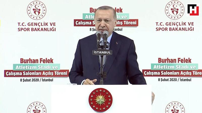 Cumhurbaşkanı Erdoğan 'müjde' dedi ve ekledi: 7 gün 24 saat açık olacak