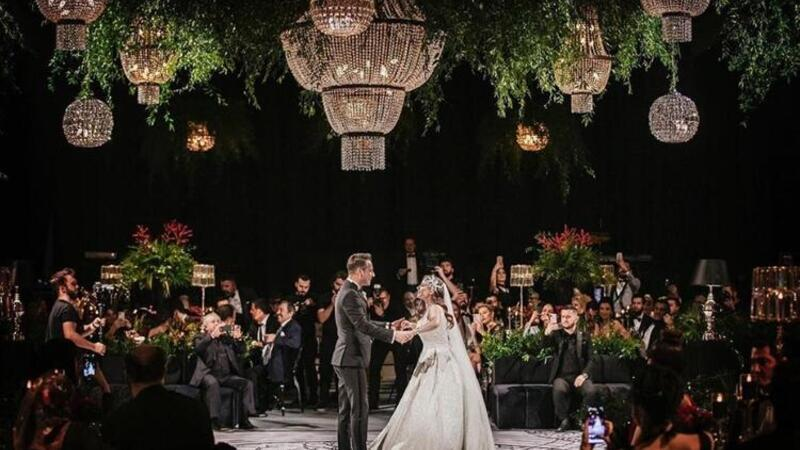 Merve Özbey evlendi... İşte düğünden detaylar