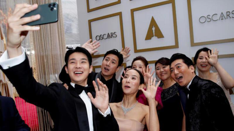 Oscar 2020 ödülleri sahibini buldu! Oscar ödüllerini kazananlar arasında bir ilk!