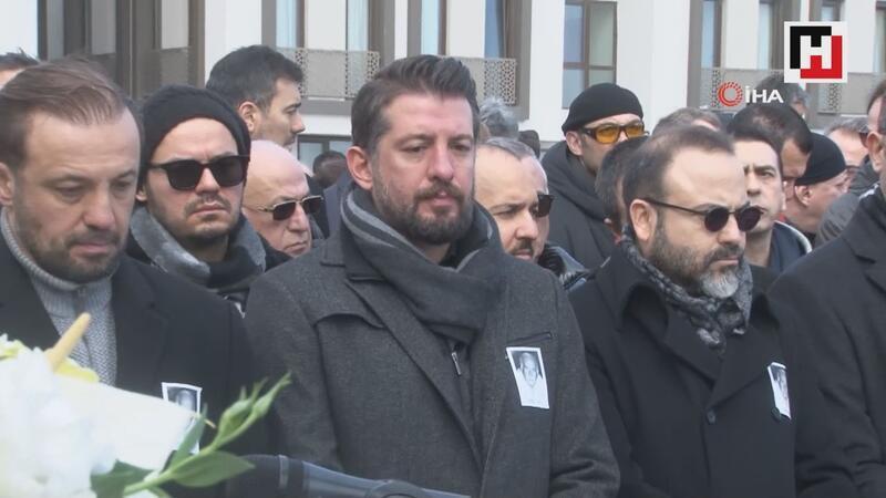 Haluk Tunçeri son yolculuğuna uğurlandı