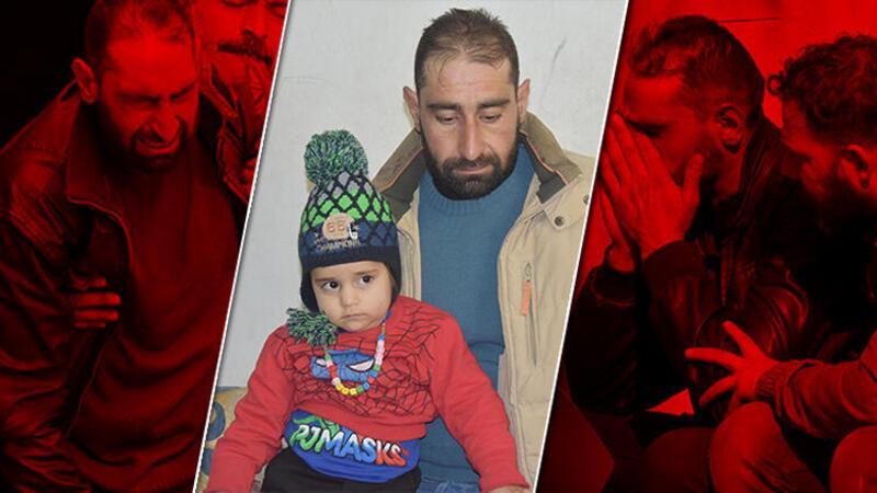 Eşi ve çocuğu öldürülen babadan yürek yakan sözler