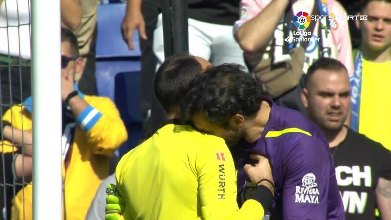 La Liga'da haftanın eğlenceli anları