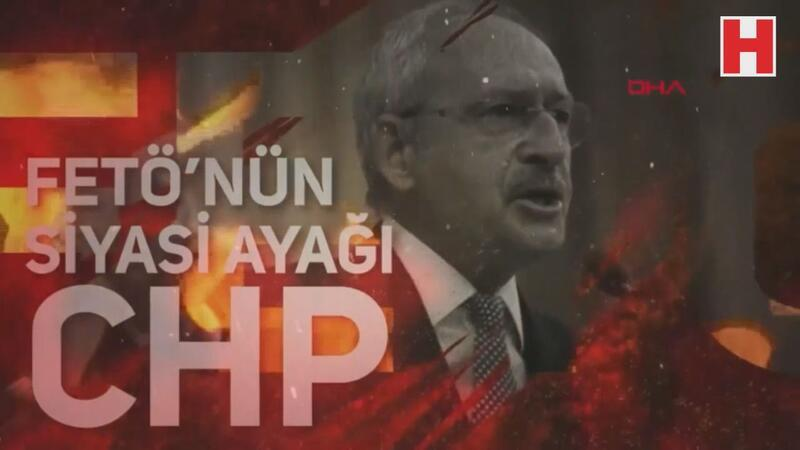 AK Parti grubunda gösterildi