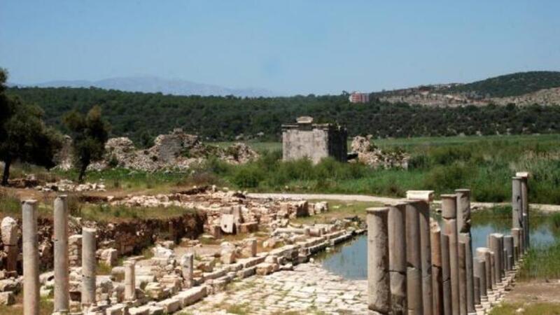 Antalya'da 'Patara Yılı' sevinci yaşanıyor