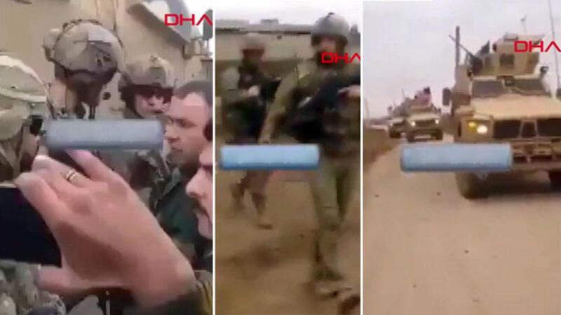 ABD-Esed arasında sıcak çatışma! Savaş uçakları vurdu