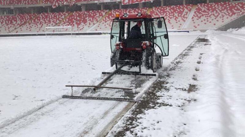 Sivasspor - Antalyaspor maçı hakkında karar verildi