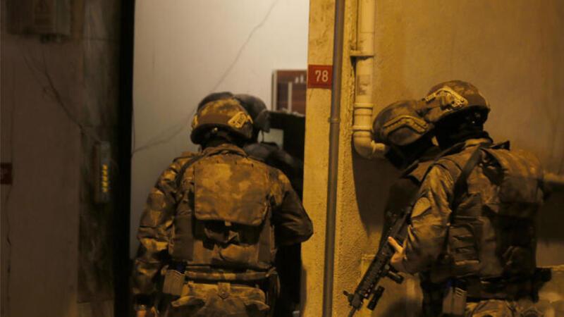 Son dakika... Mafya lideri Yakup Süt gözaltına alındı