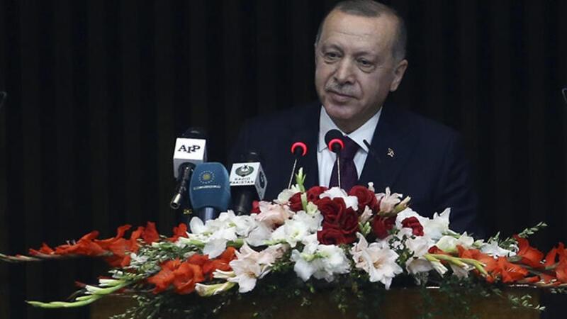 Son dakika haberi:  Cumhurbaşkanı Erdoğan: 'Barış planı' diye yutturulan plan bir işgal projesidir
