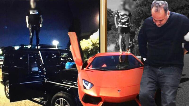 Milyon dolarlık vurgun yaptı, lüks yaşamanı sosyal medyada paylaştı