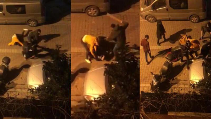 Avcılar'da iki gencin öldüresiye dövdüler