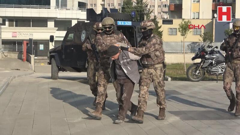 Son Dakika! DEAŞ infazcısı Bursa'da yakalandı