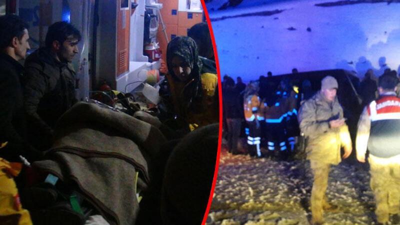 TIR ile kamyonet çarpıştı: Ölü ve yaralılar var
