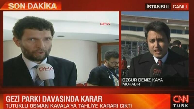 Son Dakika! Gezi Parkı Davası'nda karar açıklandı