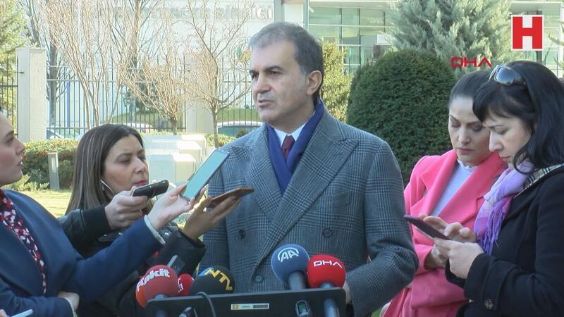 Ömer Çelik, CHP'nin İş Bankası hisseleri ile konuştu