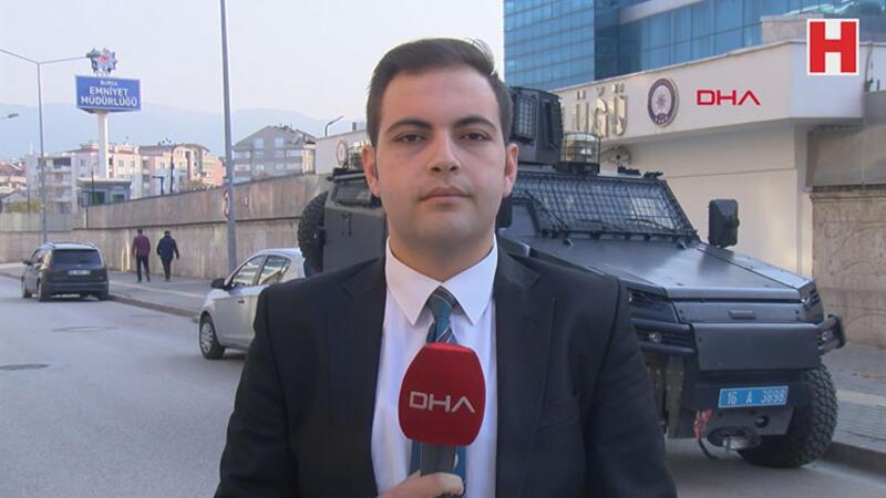 DEAŞ'ın infazcısı Bursa'da yakalandı