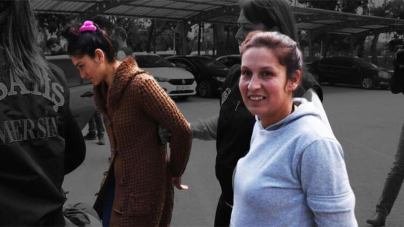 Hırsızlık şüphelisi kadının gazetecilere cevabı pes dedirtti
