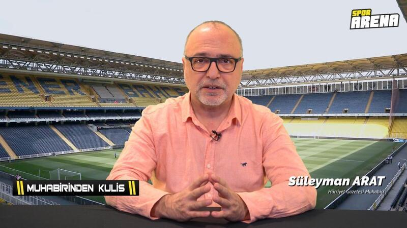 Süleyman Arat: 'Fenerbahçeli Vedat Muriqi'nin korkusu kalmadı, Galatasaray maçında...'