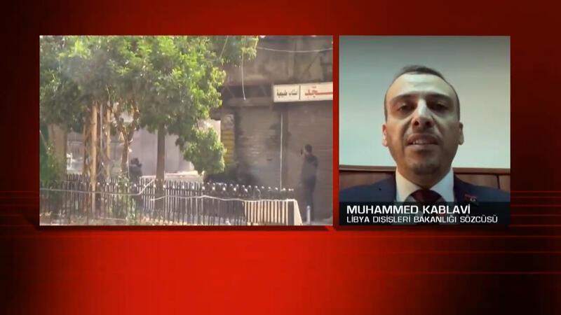 Libya Dışişleri Sözcüsü Kablavi: Hafter'in saldırıları sürdüğü sürece masada yokuz