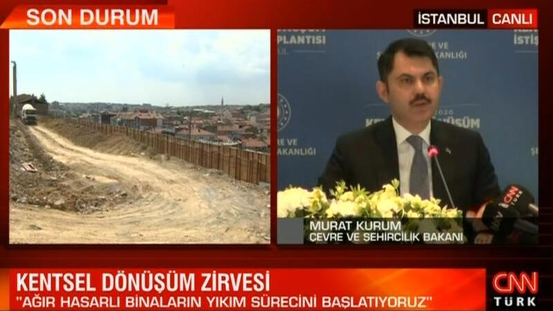 Son dakika... İşte İstanbul'da kentsel dönüşüm için atılacak adımlar