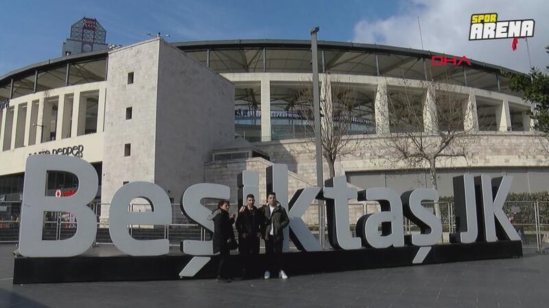 Derbi öncesi Beşiktaş cephesi