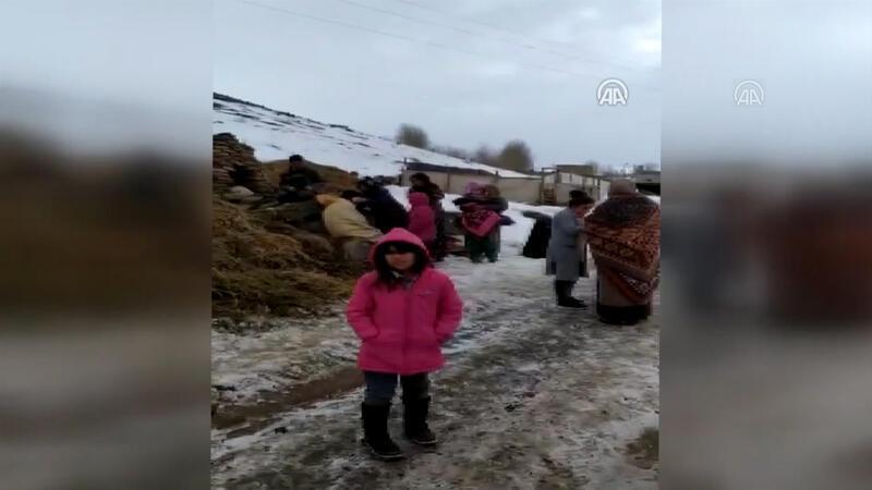 Son dakika! İran'daki deprem Van'ı vurdu