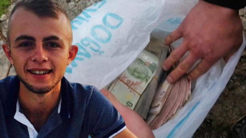 40 bin lira çaldı, hırsızlık ihbarında bulundu