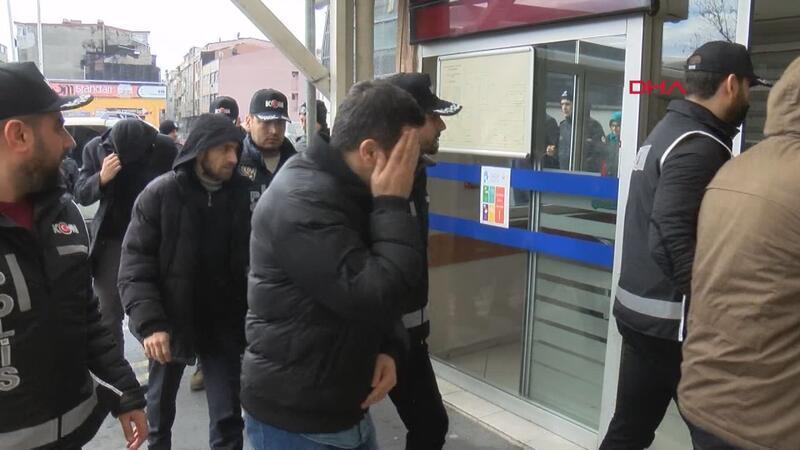 Altuğ Verdi soruşturmasında gözaltına alınan 12 şüpheli adliyeye sevk edildi