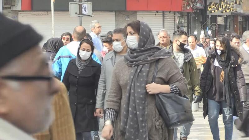 İran'da yeni tip koronavirüs alarmı