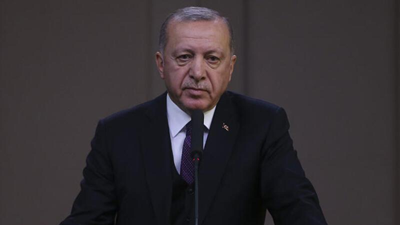 Son dakika haberler... Cumhurbaşkanı Erdoğan: 'Macron, Putin ve Merkel arasında tam ittifak yok'