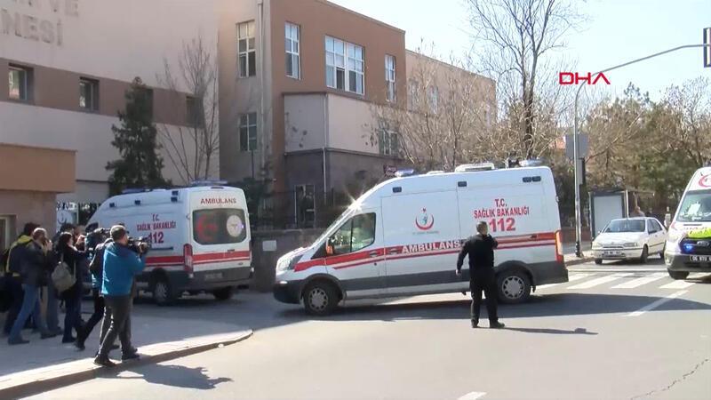 Son dakika... Tahran-İstanbul seferini yapan uçaktaki yolcular hastaneye getirildi