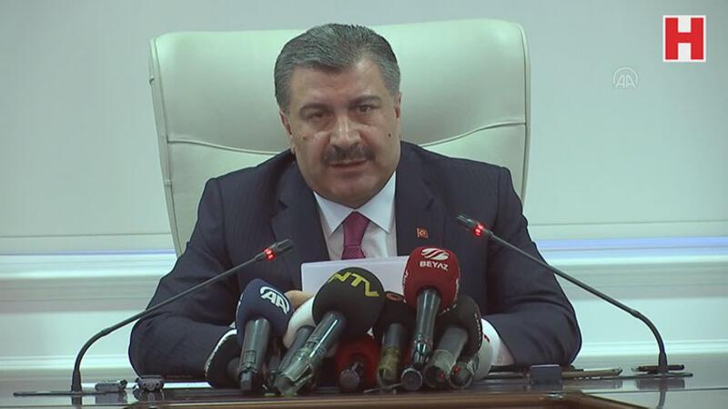 Bakan Koca: Türkiye'de virüse rastlanmadı