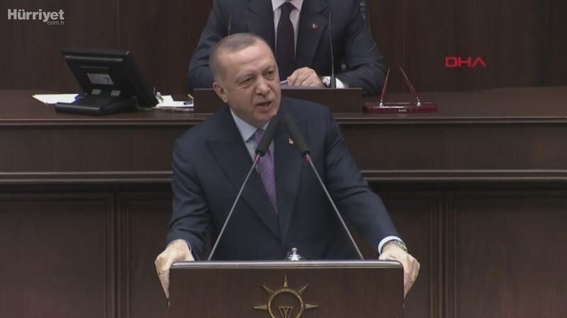 Cumhurbaşkan Erdoğan'ı duygulandıran sürpriz