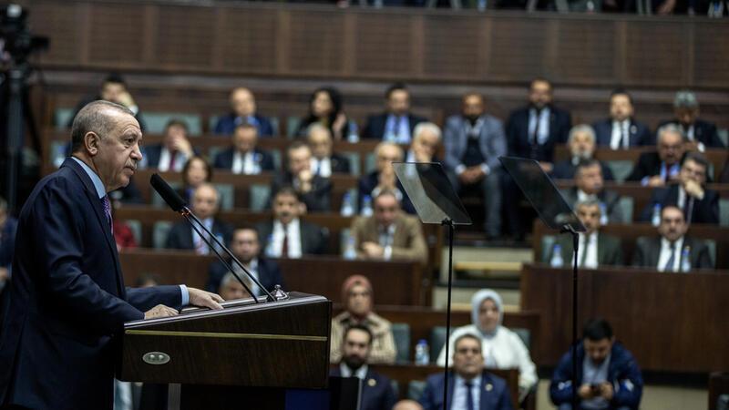 Cumhurbaşkanı Erdoğan'dan Suriye mesajı: Verdiğimiz süre doluyor