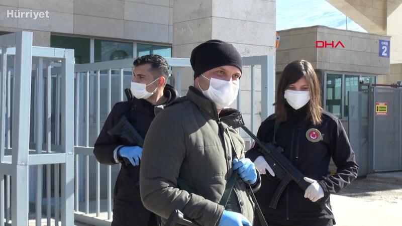 Kapıköy Gümrük Kapısı'nda güvenlik önlemleri artırıldı