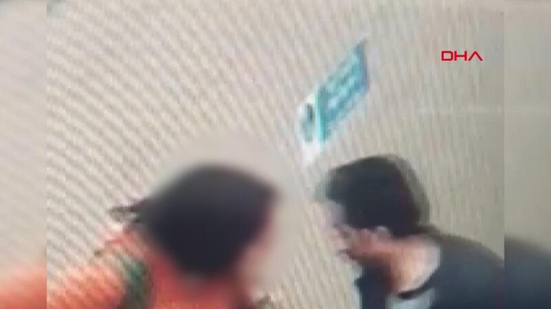 Pendik'te metro çıkışında kadını taciz eden şüpheli yakalandı