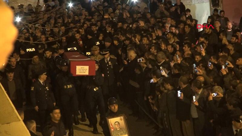 Türkiye, şehitlerini son yolculuklarına uğurladı