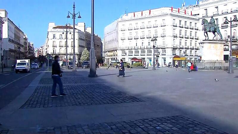 İspanya'da corona virüs kabusu büyüyor