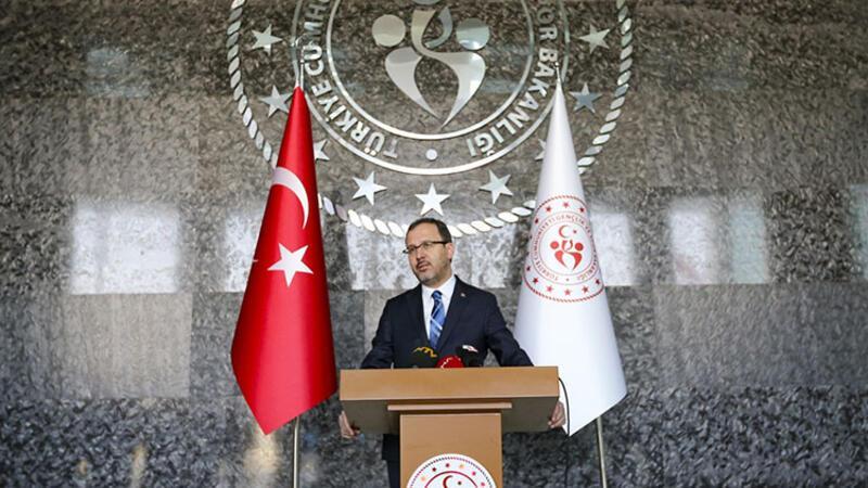 Bakanı Kasapoğlu açıklamalarda bulundu