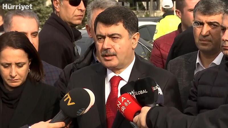 Ankara Valisi Şahin, umreden dönen vatandaşlar hakkında konuştu