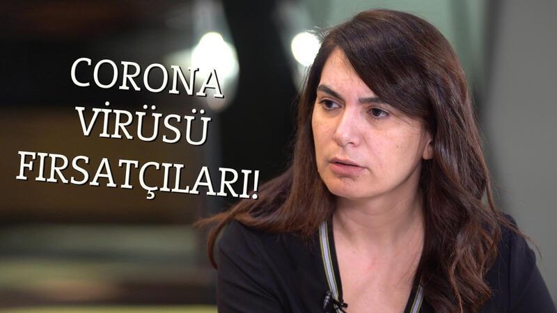 Türkiye'nin gündemi corona virüsü