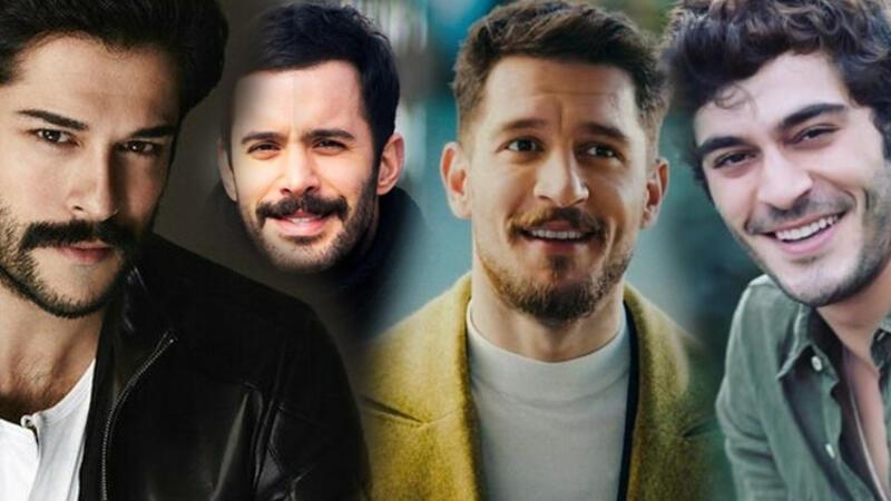 En yakışıklı 10 ünlü sizce kim?