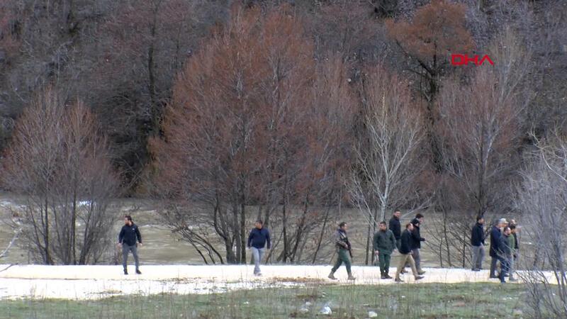 Son dakika: Munzur Nehri'nde JAK timinin botu devrildi: 1 asker kayıp