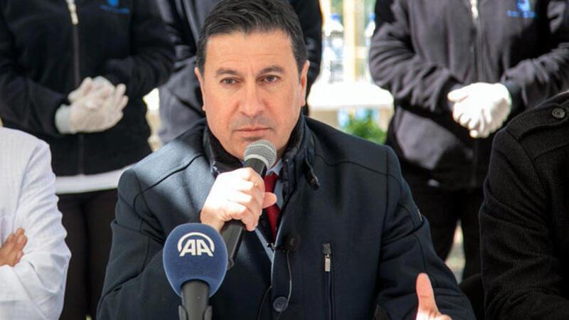 Başkan Aras'tan 'Bodrum'a gelmeyin, lütfen evinizde kalın' uyarısı
