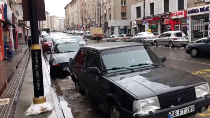 Son dakika: Sivas'ta 4.2 büyüklüğünde deprem