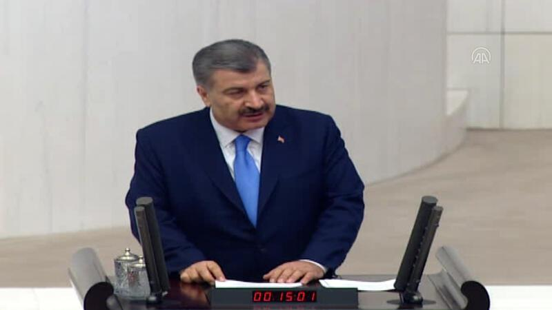 Son dakika: Sağlık Bakanı Koca'dan Corona Virüs açıklaması