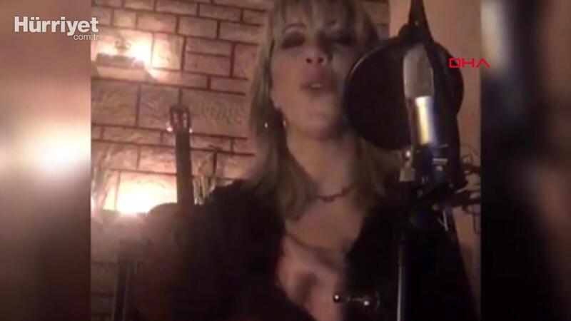 """""""Korona"""" şarkısıyla sosyal medyada gündem olan şarkıcı anlattı"""