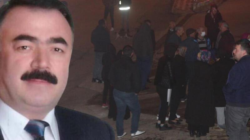 Eski belediye başkanı iki kişiyi vurdu, intihar etti